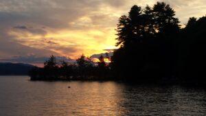 Beautiful Maine Sunrise