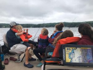 Family Fishing Guide in Maine