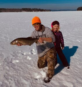 Ice Fishing in Maine 3